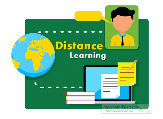 Distance Learning Continues After Break