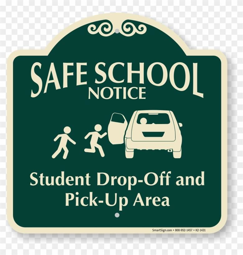 Student Drop-Off/Pick-Up Information
