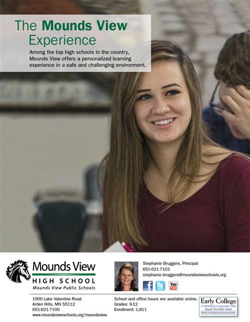 Mounds View Fact Sheet