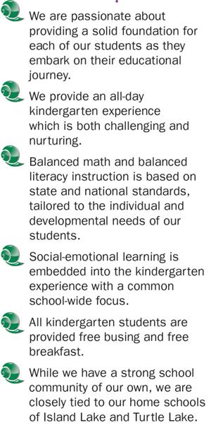 Kindergarten at Snail Lake / Homepage