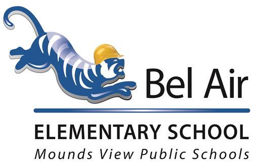 Bel Air logo w/hard hat