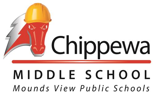Chippewa logo with hard hat