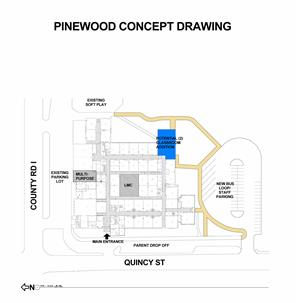 Pinewood concept drawing