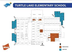Turtle Lake floor plan