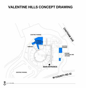 Valentine Hills Concept Drawing
