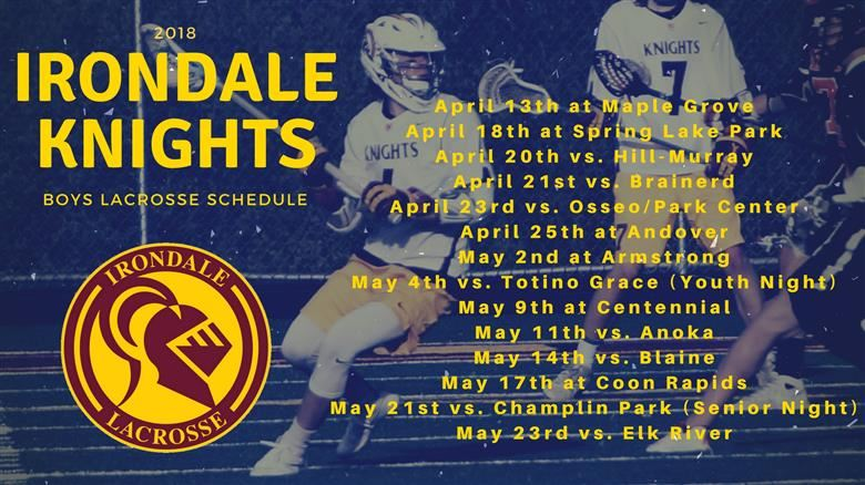 Irondale Knights Lacrosse