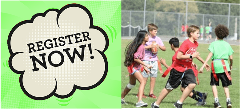 Registration is open now for spring middle school activities