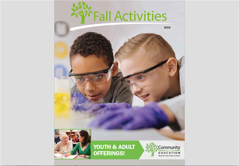 Registration for fall activities opens August 1