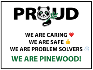 We Are Pinewood!
