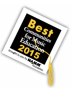 District among the best for music education