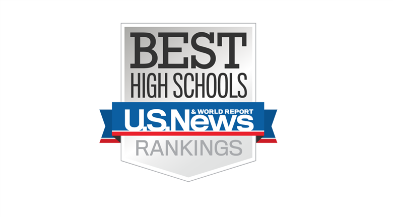 Both high schools ranked among the best in state