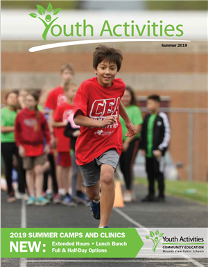 Summer 2019 Community Ed catalog