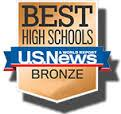 Best US High Schools - Bronze